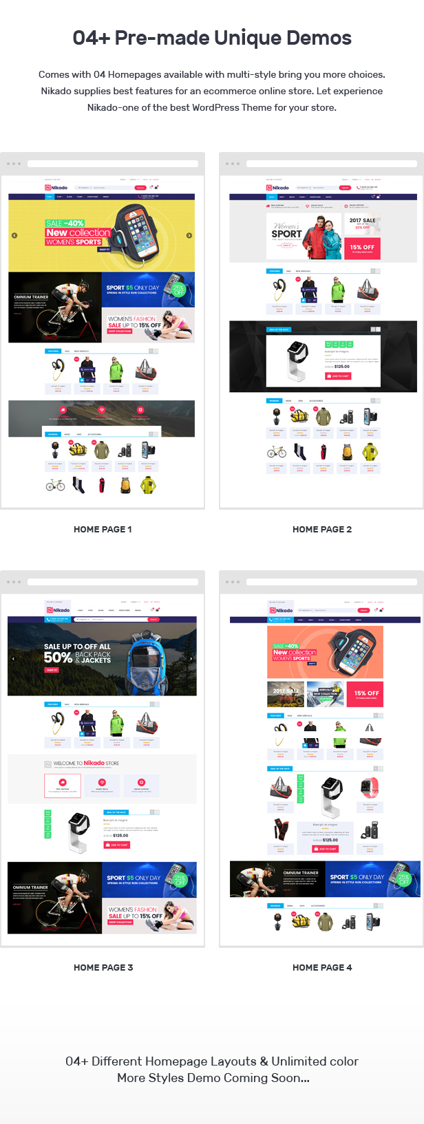 Woocommerce New Product Slider In Home Page