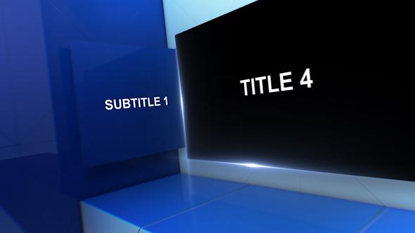 TV Broadcast Program - 8