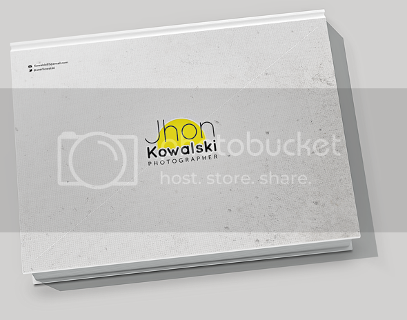 A5 Brochure - Booklet Template Minimal Portfolio by Giallo ...