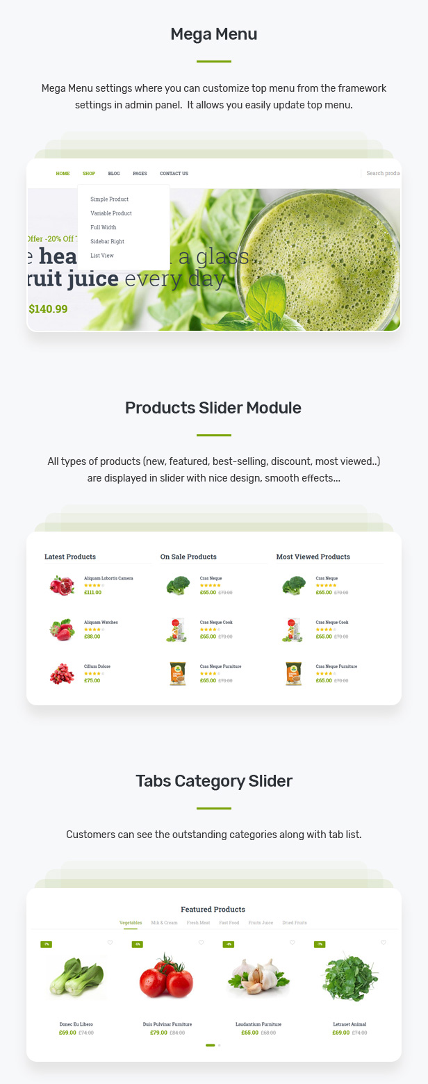 Konado - Organic Theme for WooCommerce WordPress 27