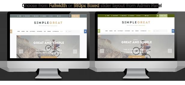 SimpleGreat – Premium Responsive OpenCart theme! - 13