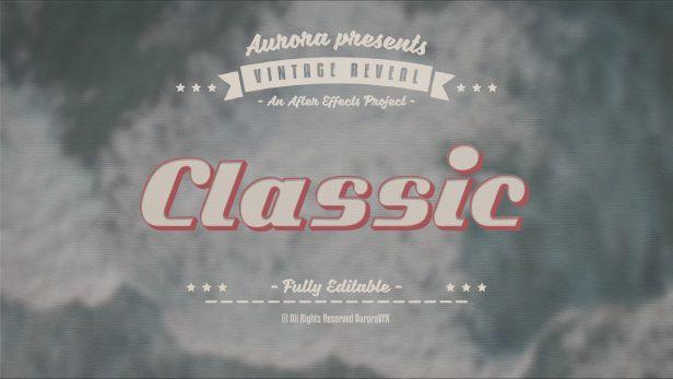 3D Vintage Reveal - 9