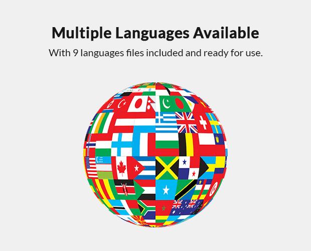 Classified - Multi Languages