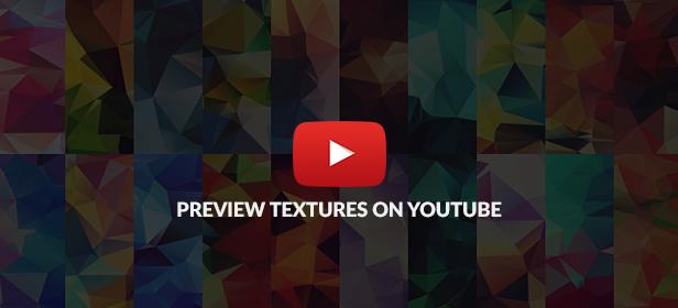 20 Low-Poly Polygonal Background Textures | RoundedHexagon on YouTube