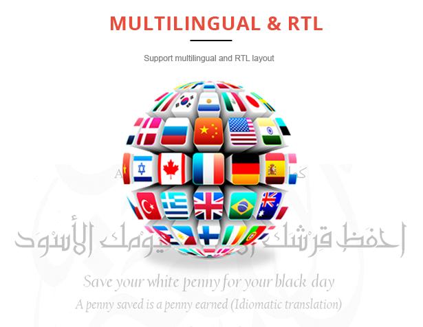 Topshop - Multi-language