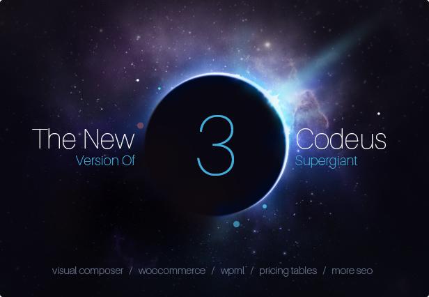 Codeus — Multi-Purpose Responsive WordPress Theme - 2