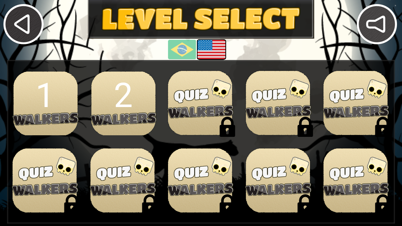 Quiz Walkers - HTML5 Game (Capx) - 2