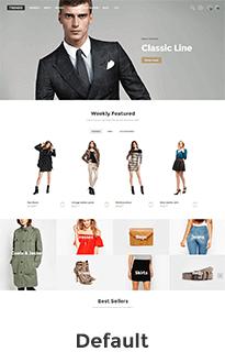 Trendo - Minimalist Moda Mağazası OpenCart Teması - 4