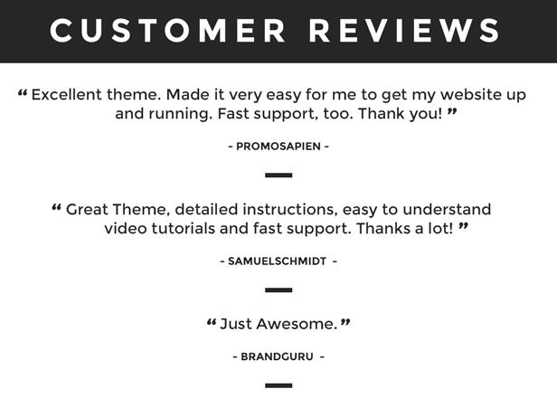 Xone - Clean One Page WordPress Theme - 9