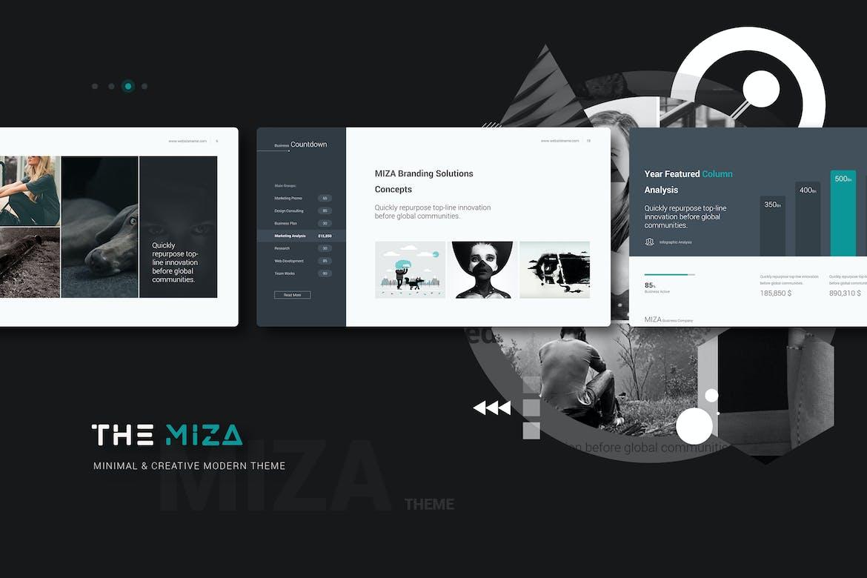 Miza Keynote