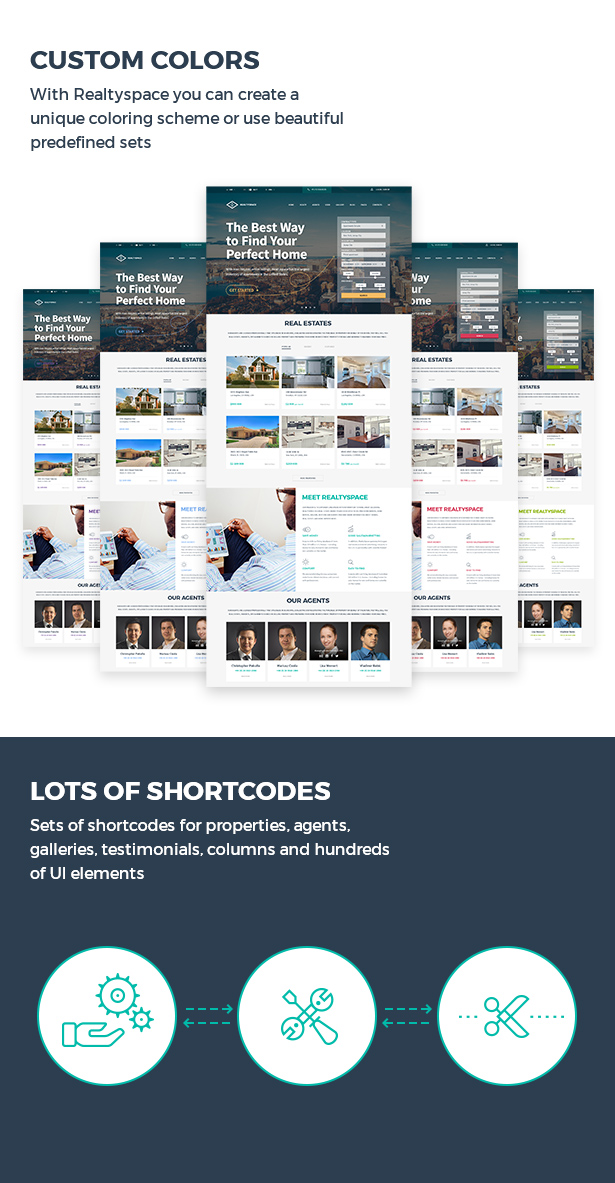 Realtyspace - Real estate WordPress Theme - 14