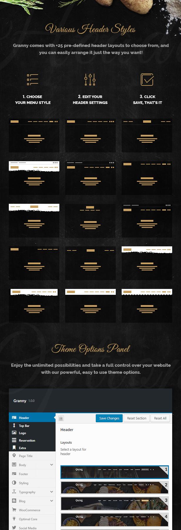 Restaurant Granny - Elegant Restaurant & Cafe WordPress Theme - 10