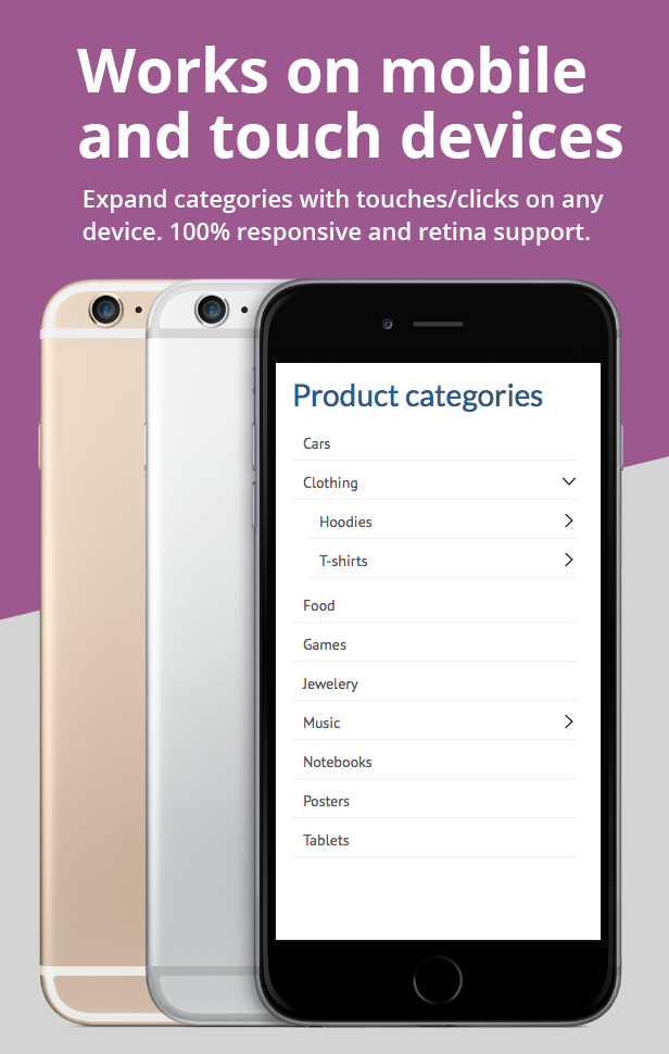 Ultimate WooCommerce Expandable Categories - 7