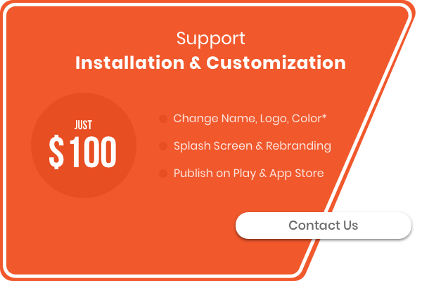 Codecanyon App Installation and setup