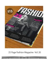 Fashion Magazine #2 - 9