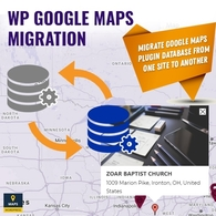WP Google Maps Migration