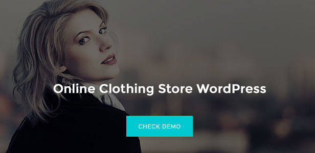 Aha Shop WordPress Theme for Fashion Clothing Store - 2