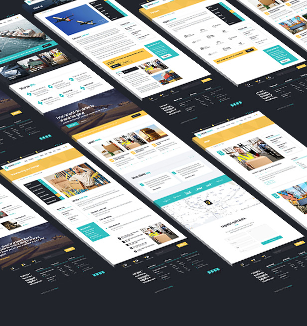Download Canava Logistics And Business Html Template