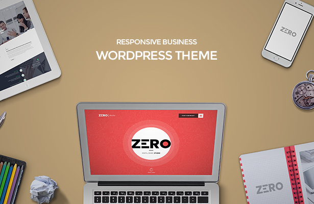 responsive wordpress theme for business
