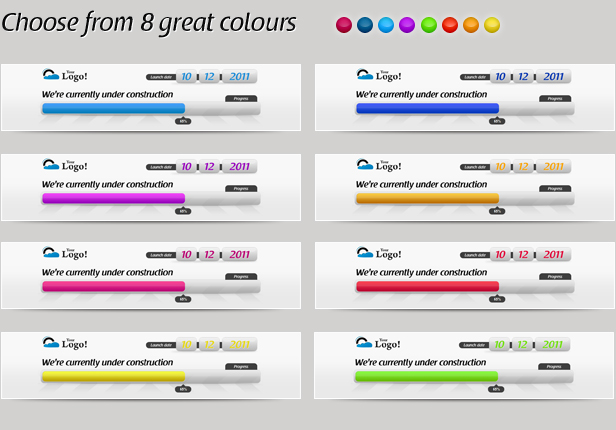 Animated Under Construction - Twitter & Ajax forms - 7