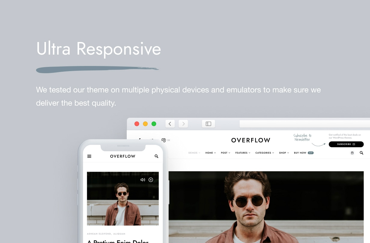 Overflow - Contemporary Blog & Magazine WordPress Theme - 21
