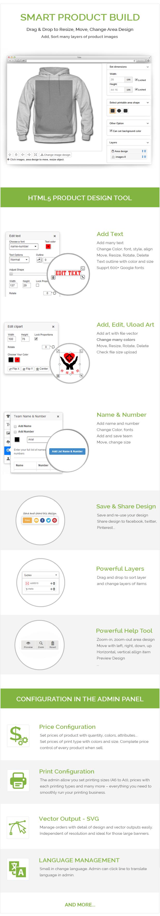 WooCommerce Custom Product Designer - 9