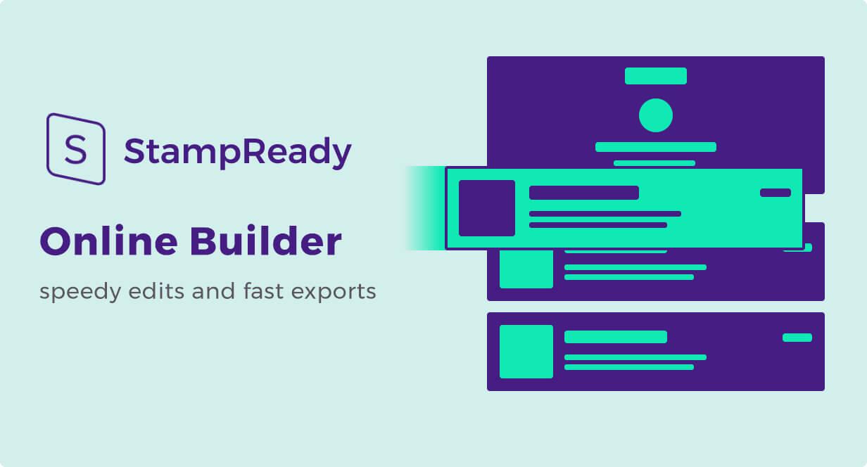 Online Builder by StampReady