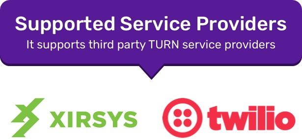 Connect - Live Class, Meeting, Webinar, Video Conference, Online Class - Supports Twilio and Xirsys