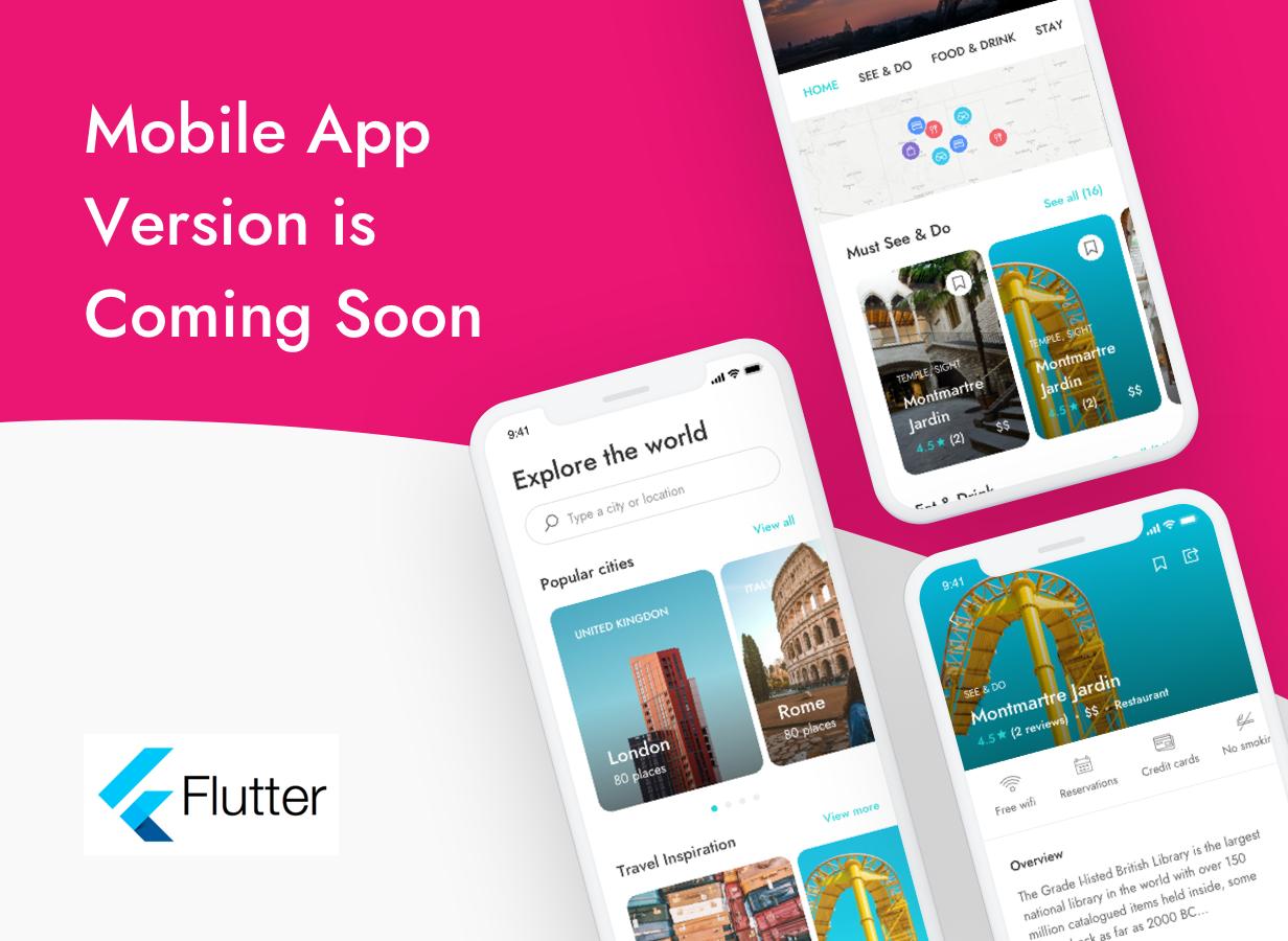 Beste Stadtführer Mobile App