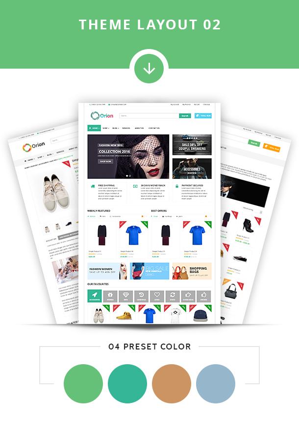 VG Orion - Business & eCommerce WordPress Theme - 7