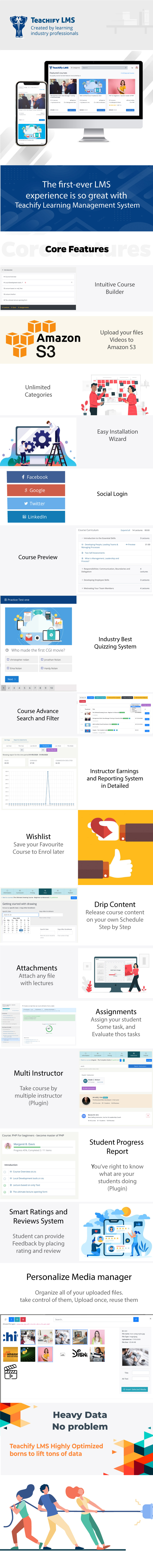 Teachify LMS – Powerful Learning Management System - 4