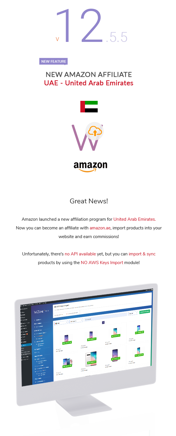 WooCommerce Amazon Affiliates - Wordpress Plugin - 2