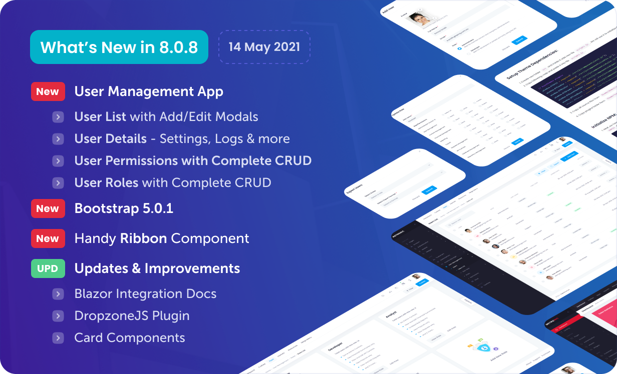 Metronic - Bootstrap 4/5 HTML, VueJS, React, Angular & Laravel Admin Dashboard Theme - 26