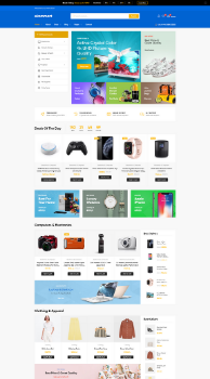 ekommart - All-in-one eCommerce WordPress Theme - 1