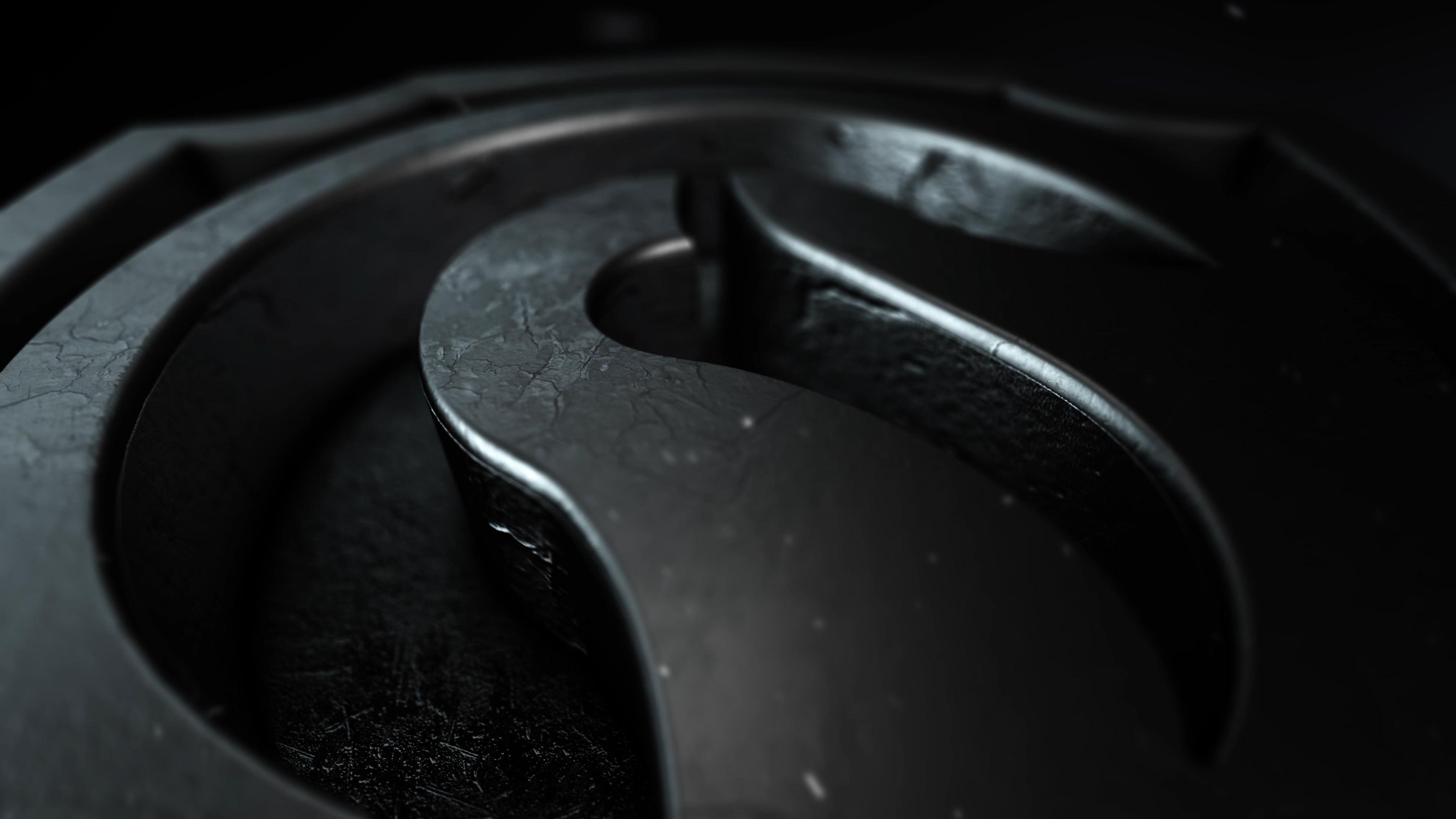 Dark Shield Logo - 5