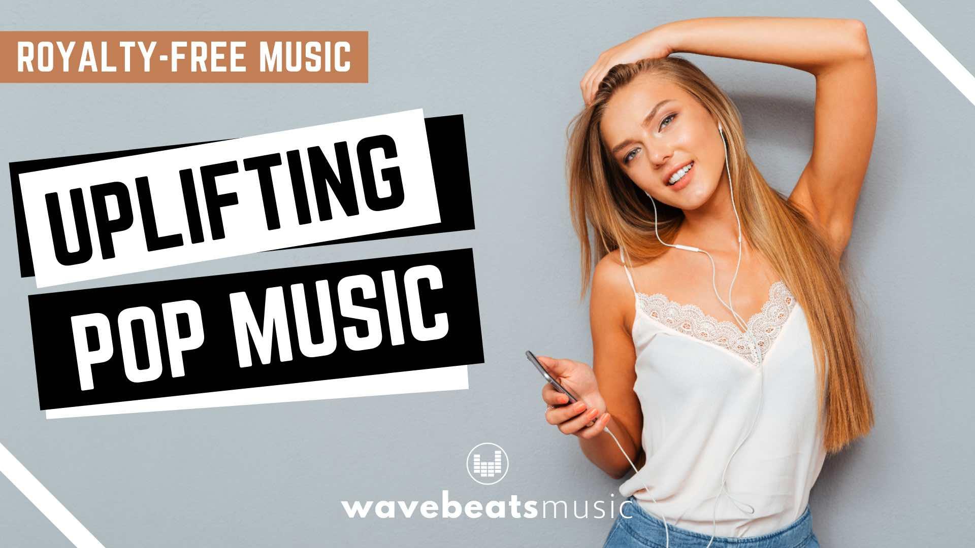 Energetic Upbeat & Uplifting Pop by WavebeatsMusic   AudioJungle