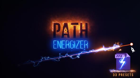 视频素材-50个魔法能量发光线条纹粒子素材包 Elegant Light Streaks With Particles插图6