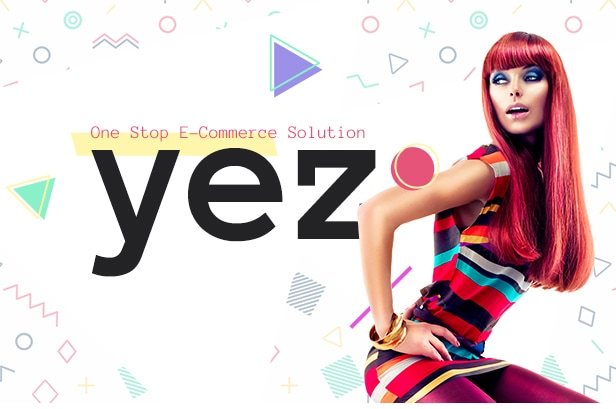 WooCommerce Multipurpose WordPress Theme - Yez - 1