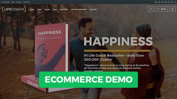 Ecommerce demo