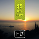 Beautiful Sun Down in Time Lapse - VideoHive Item for Sale