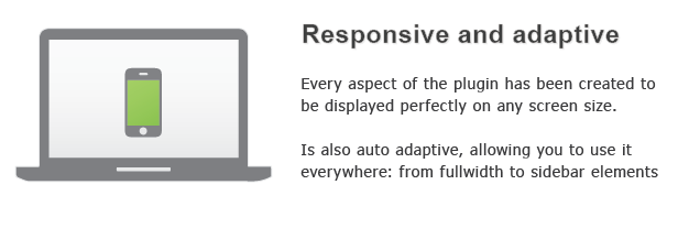 responsive and adaptive
