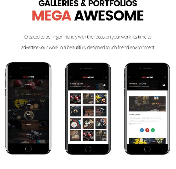 MegaMobile   PhoneGap & Cordova Mobile App - 17
