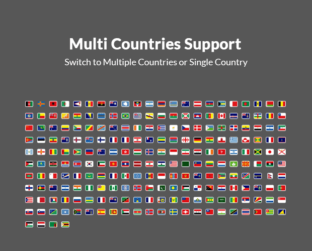 Classified - Multi Countries