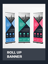 Roll Up Banner - 5