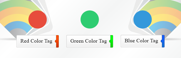 Wordpress Trending Tags Three Random Tag Colors For Post
