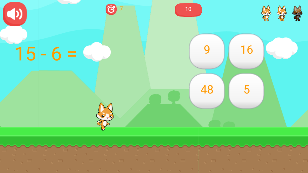 Math Speed - HTML5 Game (Capx) - 4