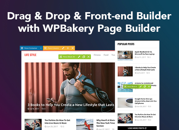 PenNews - News/ Magazine/ Business/ Portfolio/Reviews Landing AMP WordPress Theme - 15