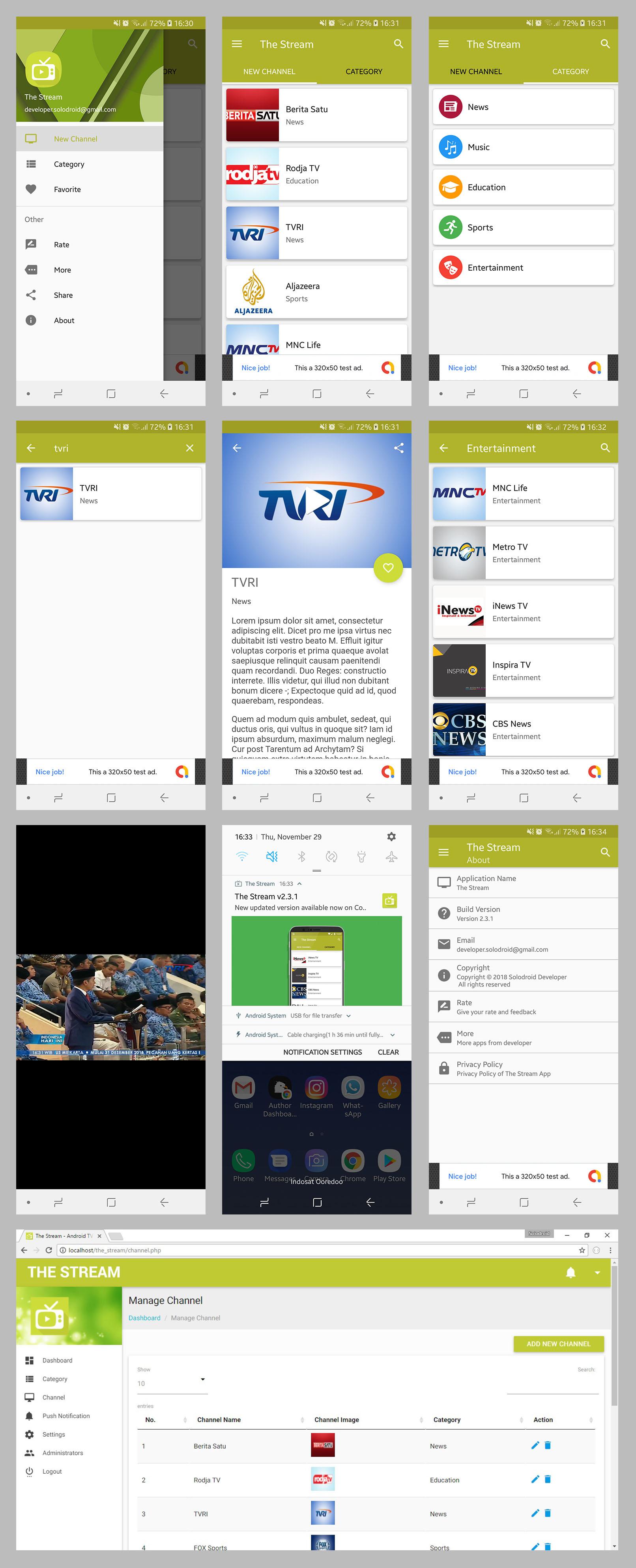 The Stream - TV & Video Streaming App - 3