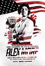 4th of July Special Guest Party