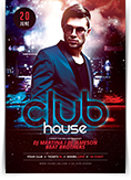 Club House Flyer